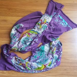 Authentic Ed Hardy Life is Beauty Wrap